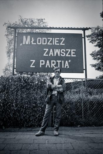 IRENEUSZ KAZMIERCZAK_VIII-1984.