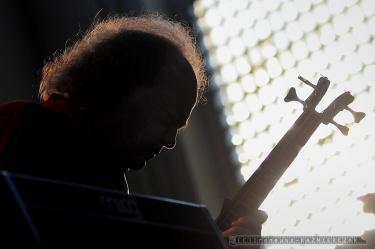 Koncert w Szybie Wilson, gra legendarna grupa SBB.