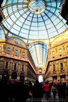 Galleria Vittorio Emanuele II_MEDIOLAN