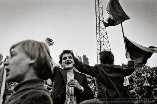Mecz_Polska 1:0 NRD_Chorzów_02.05.1981r. FOT_Ireneusz KAŹMIERCZAK