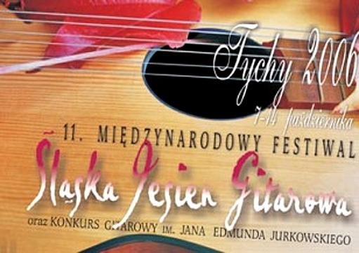 SLASKA JESIEN GITAROWA_11-Festiwal-2006_fot_Ireneusz-KAZMIERCZAK