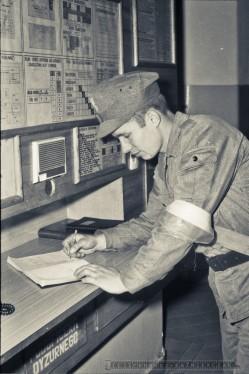 11-Batalion Rozpoznania Radioelektronicznego_1978_fot_Ireneusz KAZMIERCZAK