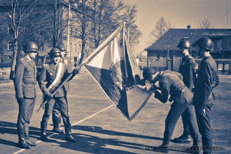 11-Batalion Rozpoznania Radioelektronicznego - Zgorzelec - 1979r.