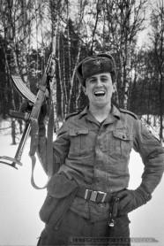 IRENEUSZ KAŹMIERCZAK_11 Batalion Rozpoznania Radioelektronicznego_1978