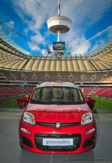 Nowy FIAT PANDA_Warszawa_2012_fot_Ireneusz KAZMIERCZAK