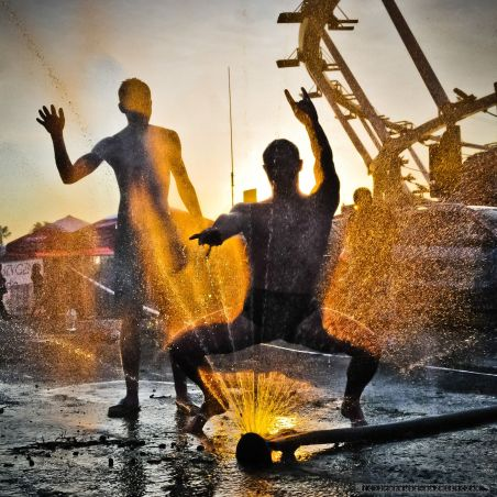 """XV Festiwal Muzyczny im. Ryska Riedla odbyl siê w Parku Slaskim w Chorzowie na terenie """"Pol Marsowych"""" 27-28.07.2013r."""