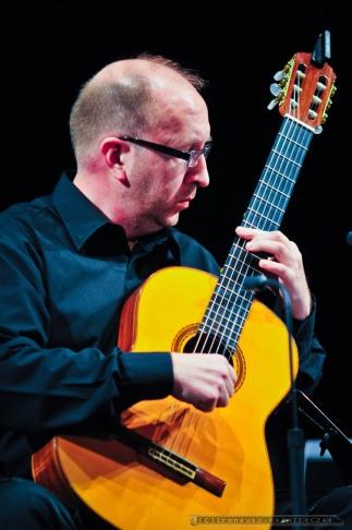 Marek Nosal_14. Festiwal Slaska Jesien Gitarowa_13-10-2012_fot_Ireneusz Kazmierczak