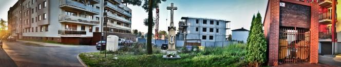 Krzyz przydrozny_1903 rok_Tychy_ul.Skalna_2012r.