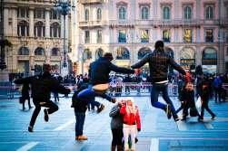Mediolan - streetphoto