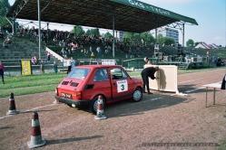 GINKANA - Festyn FSM - Stadion GKS Tychy - 1991