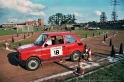 GINKANA - Polski Fiat 126p - 1991