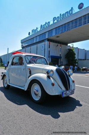 FIAT 500 A - Fiat Auto Poland Tychy - 21.06.2013