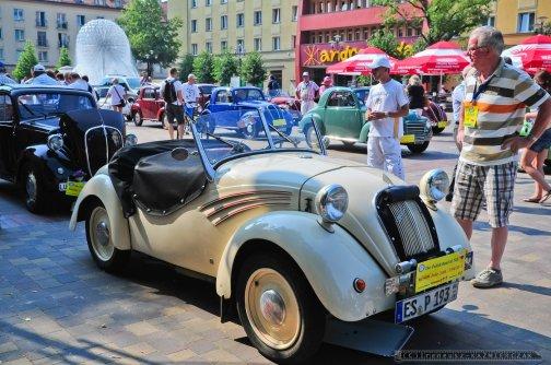 TOPOLINO AUTOCLUB ITALIA _Tychy_21-06-2013_fot