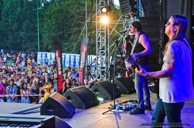 CREE - XV Festiwal Muzyczny im. Ryśka Riedla