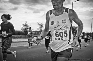 VIII Międzynarodowy Tyski Bieg Uliczny (10 km) 15.09.2013