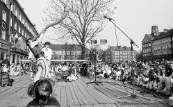 Festyn 1-MAJ 1988 - TYCHY [PRL]