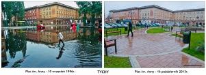 TYCHY_Plac św Anny_1996-2013