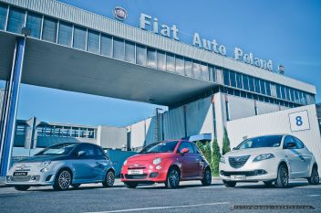 FIAT AUTO POLAND - Zakład TYCHY