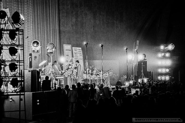 Jazz nad Odrą XIII-Festiwal - Hala Ludowa - Wrocław - 04.04.1976r.