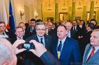 PAŁAC PREZYDENCKI, WARSZAWA - 25.03.2014