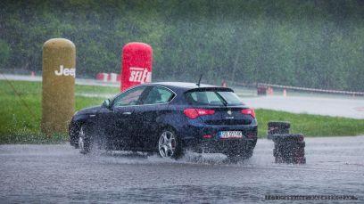 XXI Grand Prix Fiat Auto Poland Dziennikarzy na Torze Kielce.