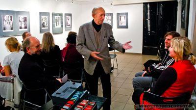 Jerzy Lewczyński w Galerii OBOK - 10.11.2006