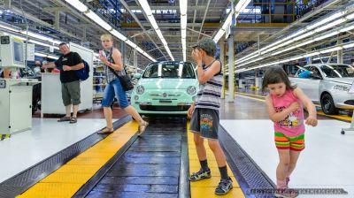DZIEŃ RODZINNY - FIAT AUTO POLAND TYCHY