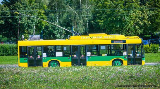 TYSKIE LINIE TROLEJBUSOWE_22-08-2014_FOT_IRENEUSZ KAMIERCZAK