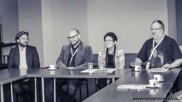 Marcin Dylla, Paweł Drzewiecki, Alina Gruszka, Wojciech Wieczorek.