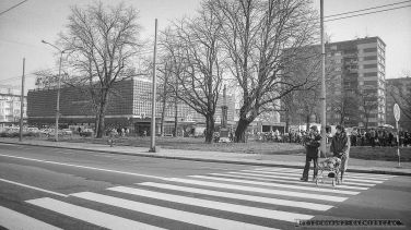 TYCHY - 04.1987_FOT.IRENEUSZ KAŹMIERCZAK