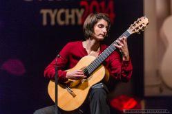 XV ŒSLASKA JESIEN GITAROWA_TYCHY_17-10-2014_FOT_IRENEUSZ KAZMIERCZAK