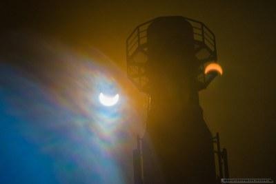 Solar Eclipse_20 marca 2015_godz. 10.56_Zaćmienie Słońca