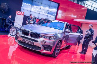 BMW - MOTOR SHOW Poznań