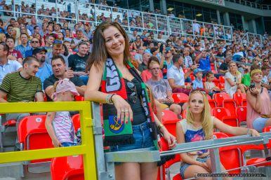 MECZ OTWARCIA STADIONU MIEJSKIEGO_GKS TYCHY_18-07-2015_FOT_IRENEUSZ KAMIERCZAK.