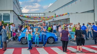 18. DZIEN RODZINNY_FCA Poland - Tychy_12.09.2015_Fot_Ireneusz KAZMIERCZAK.