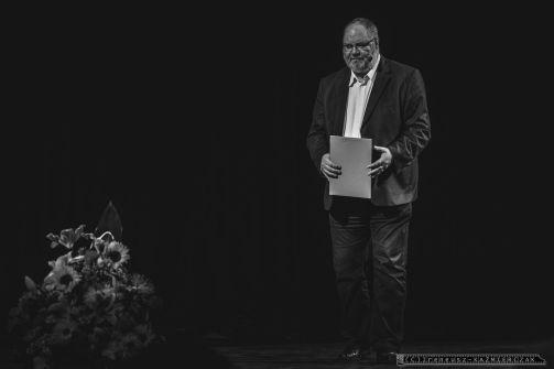 WOJCIECH WIECZOREK_TEATR BELFEGOR_BENEFIS_TYCHY_30-09-2016_Fot_IRENEUSZ KAZMIERCZAK. .