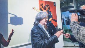 Vladimír Birgus. Fotografia. Wernisaz: 24.03.2017, Muzeum Slaskie w Katowicach.Fot: Ireneusz KAZMIERCZAK.