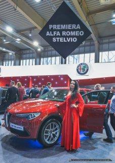 MOTOR-SHOW_POZNAÑ_PREMIERA ALFA ROMEO STELVIO_JEEP COMPASS_06-04-2017_Fot_Ireneusz KAZMIERCZAK.