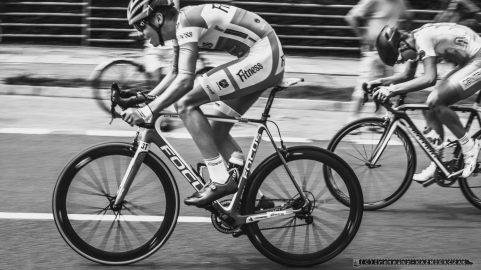 15. edycja Tyskiego Kryterium Fiata_22-07-2017_Triumfowa³ Mateusz Komar z grupy Voster Uniwheels Team_Fot_Ireneusz KAZMIERCZAK.
