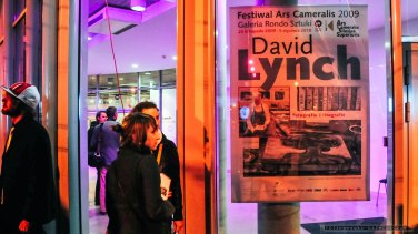 DAVID LYNCH_GALERIA RONDO SZTUKI_KATOWICE_25-11-2009_FOT_IRENEUSZ KAZMIERCZAK_FESTIWAL ARS CAMERALIS.