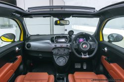 Fiat 500 Abarth Cabrio Turismo_2018_FOT IRENEUSZ KAZMIERCZAK.