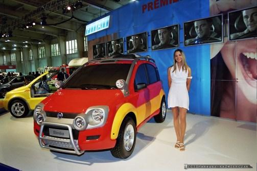 POZNAN MOTOR SHOW_21-05-2003_FOT_IRENEUSZ KAZMIERCZAK