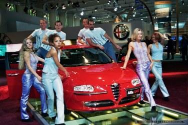 POZNAN MOTOR SHOW_24-05-2001_FOT_IRENEUSZ KAZMIERCZAK