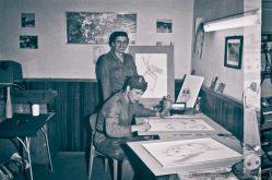 11-Batalion Rozpoznania Radioelektronicznego w Zgorzelcu - 1979_FOT_IRENEUSZ KAZMIERCZAK.