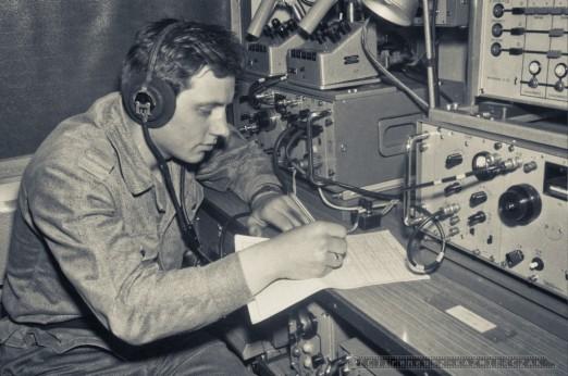 2 Kompania, 11-Batalion Rozpoznania Radioelektronicznego w Zgorzelcu _1978_FOT_IRENEUSZ KAZMIERCZAK.