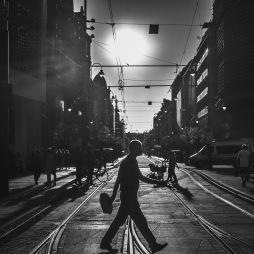 STREETPHOTO_SUNSET_KATOWICE_FOTO_IRENEUSZ KAZMIERCZAK.