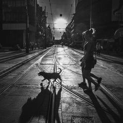 SUNSET_STREETPHOTO_KATOWICE_FOTO_IRENEUSZ KAZMIERCZAK.