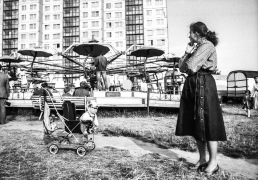 KARUZELA _TYCHY_1986_FOT_IRENEUSZ KAZMIERCZAK