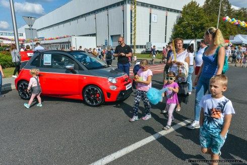 DZIEN RODZINNY_FAMILY DAY_FCA Poland_Tychy_16-09-2018_Fot_Ireneusz KAZMIERCZAK.