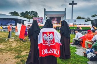 SWIATOWE DNI MLODZIEZY_KRAKOW_28-07-2016_FOT_IRENEUSZ KAZMIERCZAK_THE WORLD YOUTH DAY AND HOLY FATHER FRANCIS' VISIT TO POLAND.